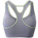 ANGOOL Lot de 1/2/3 Soutien-Gorge de Sport Femme Rembourré Yoga Fitness Brassière Sans Armature de la marque ANGOOL image 4 produit