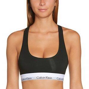 Calvin Klein Modern Cotton-Bralette, Soutien-Gorge de Sport Femme de la marque Calvin Klein image 0 produit