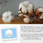 Classic Cotton PA0337 Soutien-gorge en Coton Structuré Sans Armatures Avec Bonnets Moulés Sans Coutures pour Grandes Tailles Bretelles Larges de Lady Bella Lingerie. de la marque Lady Bella Lingerie image 3 produit