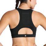 CRZ YOGA Femme Soutien-gorge de Sport Yoga Coussinet Amovible Dos Nageur de la marque CRZ YOGA image 1 produit