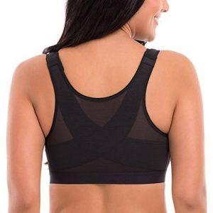 Delimira Femme Soutien-Gorge Fermeture Devant Posture Sans Armatures de la marque Delimira image 0 produit