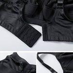 Delimira Femme Soutien-Gorge Minimiseur Grand Taille Sans Armature Avec Dentelle de la marque Delimira image 3 produit