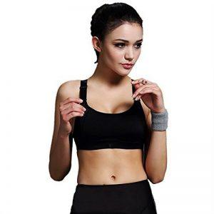 Encounter Femme Soutien-gorge de Sport Sous-vêtements Bra Brassière pour jogging Yoga Gym Fitness de la marque Encounter image 0 produit