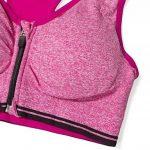 Femme Soutien-Gorge de Sport Push Up Brassière Coussinet Amovible Sans Armature Top pour Fitness Jogging Yoga Course Taille S-3XL de la marque Cindeyar image 2 produit