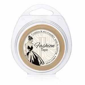 fidentia Fashion Tape Ruban adhésif double face pour professionnels fixer des vêtements–Fabriqué aux États-Unis de la marque Fidentia image 0 produit