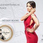 fidentia Fashion Tape Ruban adhésif double face pour professionnels fixer des vêtements–Fabriqué aux États-Unis de la marque Fidentia image 2 produit