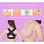 Gebi Coffre Prend en charge pour femme, Posture Corset Bra X Strap Vest, épaule Dos Correcteur de posture de la marque Gebi image 2 produit