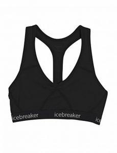 Icebreaker Sprite Brassière de sport Femme de la marque Icebreaker image 0 produit