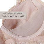 Intimate Portal Femme Soutien-Gorge Danielle Sans Armatures à Poches, Soutien-Gorge Confort de la marque Intimate Portal image 3 produit
