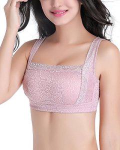 Kisslace Femme Soutien-gorge en Dentelle Bandeau sans Armatures Bra Brassière Grande Tailles de la marque KissLace image 0 produit