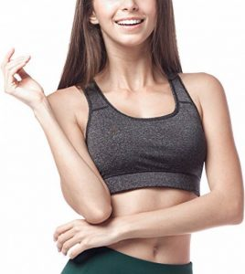 Lapasa Soutien-gorge Brassière de Sport femme Sans armature Dos nageur - Yoga Gym Fitness Musculation de la marque Lapasa image 0 produit