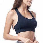 Lapasa Soutien-gorge Brassière de Sport femme Sans armature Dos nageur - Yoga Gym Fitness Musculation de la marque Lapasa image 1 produit