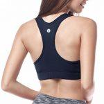 Lapasa Soutien-gorge Brassière de Sport femme Sans armature Dos nageur - Yoga Gym Fitness Musculation de la marque Lapasa image 2 produit