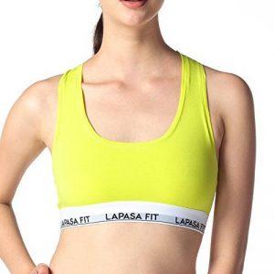 Lapasa Soutien-gorge Brassière Shorty Slip Culotte Femme en Coton Premium Quotidien - Ultra Confortable Tendance de la marque Lapasa image 0 produit