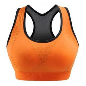 Libella Brassière Sport Bra Femme Sportbra Soutien-Gorge de Sport Sans Armature Fitness Jogging Yoga 3738 de la marque Libella image 0 produit
