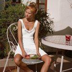 Malloom Bikini Couvrir Femme Pure Crochet manuel en tricot creuxRobe de plage solaire de la marque Malloom®_Plage image 2 produit