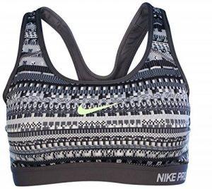 NIKE Performance Pro Classic Padded 8Bit Soutien-gorge de sport de la marque Nike image 0 produit