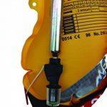 ORANGE MARINE Gilet de sauvetage gonflable automatique avec harnais 150 N de la marque ORANGE MARINE image 2 produit
