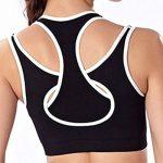 Soutien-gorge Brassière de Sport Lingerie femme Sans armature Brassière Courir Vest pour Yoga Fitness de la marque Cihui image 1 produit