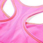 Soutien-gorge/Brassière Sport Femme Lapasa Sans Couture Sans Armature Dos Nageur Cool-tech - Yoga Fitness Jogging Gym de la marque Lapasa image 4 produit