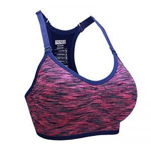 Soutien-Gorge Brassière Sport Femme Sans Armature Bra De Yoga Fitness Jogging Gym de la marque LaoZan image 0 produit