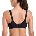 SYROKAN Femme Soutien-gorge de Sport à Armatures Maintien Maximal Grande Taille de la marque SYROKAN image 1 produit