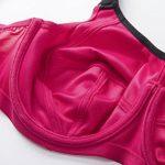 SYROKAN Femme Soutien-gorge de Sport Emboîtant Avec Armatures Grande Taille de la marque SYROKAN image 2 produit