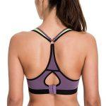SYROKAN Femme Soutien Gorge de Sport Sans Armature Dos Nageur Maintien Niveau 2 de la marque SYROKAN image 1 produit