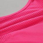 SYROKAN Femme Soutien Gorge Sport Level 3 Zippée Devant X-shape Back Sans Armatures de la marque SYROKAN image 2 produit