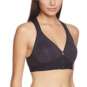 Thuasne Sport Soutien Gorge Eazyp - femme - Noir - FR : 105D de la marque Thuasne image 0 produit
