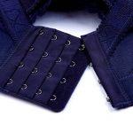 Yiiquan Femmes Hiver Grande Taille Sans Armature Soutien-gorge Push Up Bra Dentelle Grand Cup de la marque Yiiquan image 4 produit