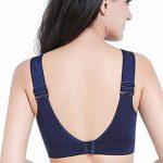 Yiiquan Femmes Lingerie Sous-vêtement Grande Taille Sans Armature Soutien-gorge Push Up pour Grosse Femme de la marque Yiiquan image 3 produit