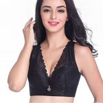 Yiiquan Femmes Soutien-Gorge Grande Taille Sous-vêtement Dentelle Mince Large Bandoulière Bra de la marque Yiiquan image 1 produit