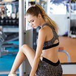YiJeee Femme Soutien-gorge de Sport Lingerie Brassière Sport Push Up Bra Courir Vest pour Fitness Jogging Yoga Course de la marque YiJeee image 1 produit