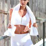 Zsport Zbra Silver Soutien-gorge de sport Femme de la marque Zsport image 3 produit